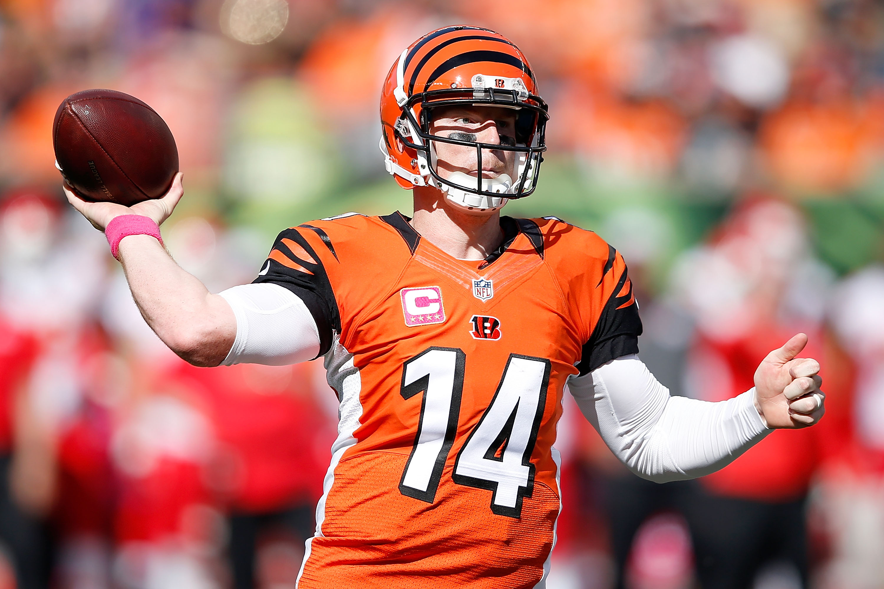 Bengals' Quarterback Andy Dalton: 'we Just Got To Keep On Playing Like We  Know We Can Play'  Audioburst